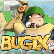 Bugix: Adventures on the Flying Islands – фото обложки игры