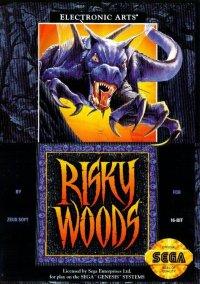 Обложка Risky Woods