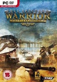 Обложка Full Spectrum Warrior: Ten Hammers