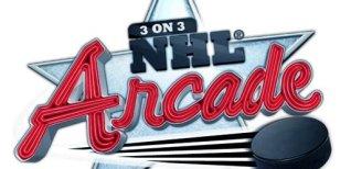 3 on 3 NHL Arcade. Видео #1