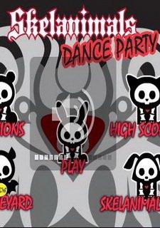 Skelanimals Dance Party