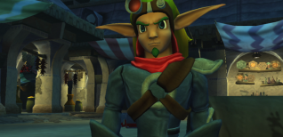 The Jak and Daxter Collection. Видео #1