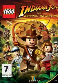Обложка Lego Indiana Jones: The Original Adventures