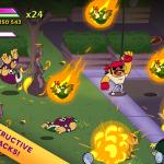 Скриншот Big Action Mega Fight! – Изображение 1