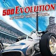 Обложка Indianapolis 500 Evolution