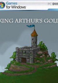 Обложка King Arthur's Gold