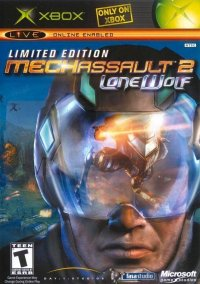 Обложка MechAssault 2: Lone Wolf Limited Edition