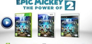 Epic Mickey 2: The Power of Two. Видео #5