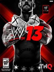 Обложка WWE '13