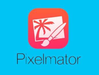 Отличный фоторедактор Pixelmator для iOS отдают за 15 рублей