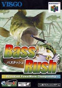 Обложка Bass Rush:  Ecogear PowerWorm Championship