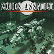 Обложка Zoids Assault