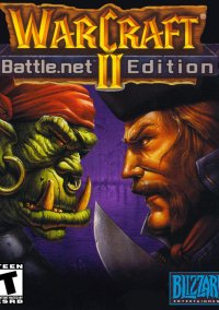 Обложка Warcraft 2: Tides of Darkness