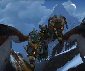 Игрокам в World of Warcraft предложили оседлать дракона за $25
