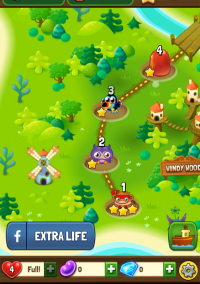 Moshling Rescue! – фото обложки игры