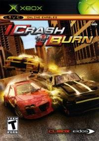 Обложка Crash 'N' Burn