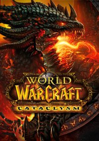Обложка World of Warcraft: Cataclysm