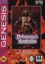 Обложка Nobunaga's Ambition