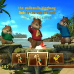 Скриншот Alvin and the Chipmunks: Chipwrecked  – Изображение 8