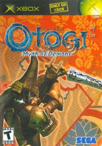 Обложка Otogi: Myth of Demons