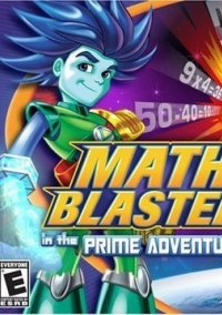Обложка Math Blaster in the Prime Adventure