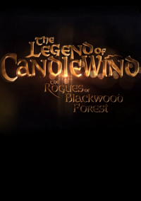 Обложка The Legend of Candlewind: Nights & Candles