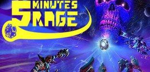 5 Minutes Rage. Трейлер к бета-тесту