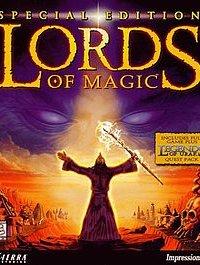 Обложка Lords of Magic