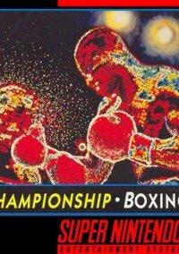 Обложка TKO Super Championship Boxing