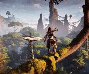 Как Horizon: Zero Dawn процедурно генерирует свои потрясающие пейзажи