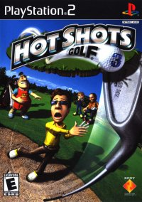 Обложка Hot Shots Golf 3