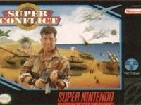 Обложка Super Conflict - The Mideast