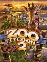 Обложка Zoo Tycoon 2: African Adventure