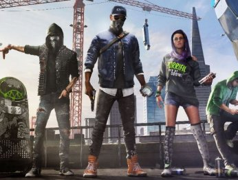 Распаковка Watch Dogs 2 San Francisco Edition