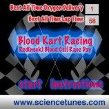 Скриншот Blood Kart Racing