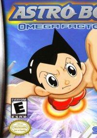 Обложка Astro Boy: Omega Factor