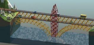 Poly Bridge. Релизный трейлер