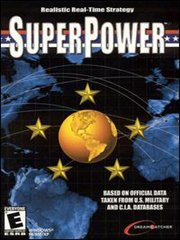 Обложка SuperPower