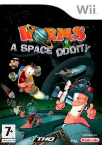 Worms: A Space Oddity – фото обложки игры