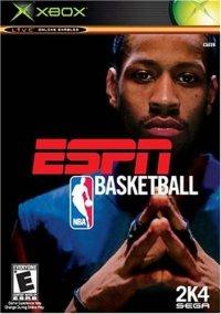 Обложка ESPN Basketball