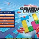 Скриншот Everyday Genius: SquareLogic – Изображение 5