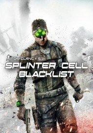 Tom Clancy's Splinter Cell Blacklist – фото обложки игры