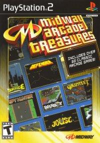 Обложка Midway Arcade Treasures