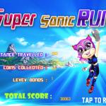 Скриншот Sonic Cat Run Dash – Изображение 1