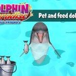 Скриншот Dolphin Paradise: Wild Friends – Изображение 2