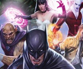Бэтмен не верит в магию в новом клипе Justice League Dark