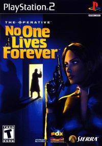 Обложка No One Lives Forever