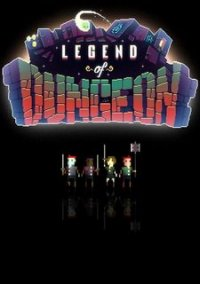 Обложка Legend of Dungeon