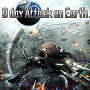 Обложка 0 day Attack on Earth