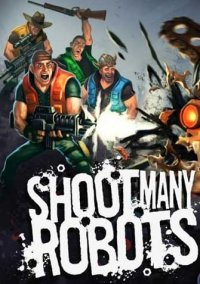 Обложка Shoot Many Robots